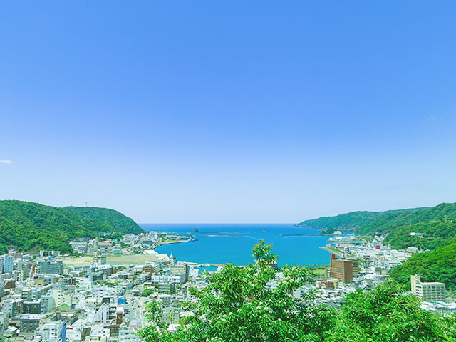 奄美大島の風景