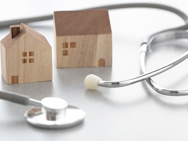 イメージ:訪問診療